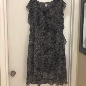 A New Day Hi-Low Dress Size XXL